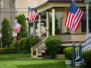 flags_porch